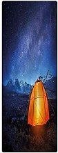 Camper Area Runner Rug, 1.3'x4', Tent