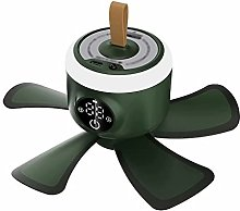 Camping ceiling fan,portable cooling fan with