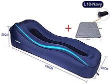 Camping Chair Inflatable Sofa Lounger Air Sleeping