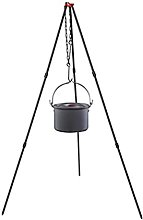 Camping Cooking Tripod Campfire Cooking Tripod