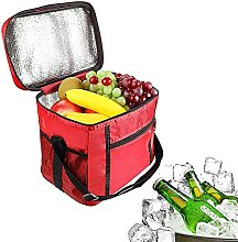 Camping Cooler Bag Oxford Fabric Portable Thermal