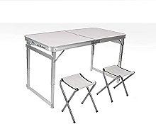 Camping Folding Table Durable Portable Aluminium