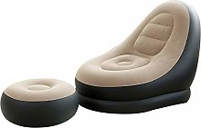 Camping Home One Person Inflatable Lounger