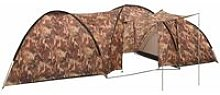Camping Igloo Tent 650x240x190 cm 8 Person