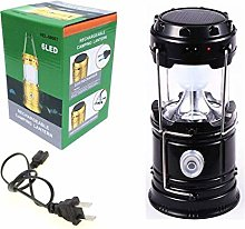 Camping Lights Solar Collapsible Outdoor Camping