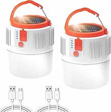 Camping Lights Solar LED Lantern Flashlight