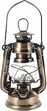 Camping Lights Vintage Lantern Lamp Portable Metal