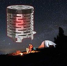 Camping Mini Heater, New Spot Far Infrared Outdoor