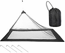 Camping Mosquito Bed Net for Single Cot, Camping