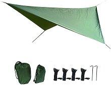 Camping Tarp 3.6m x 2.9m Rain Cover Lightweight