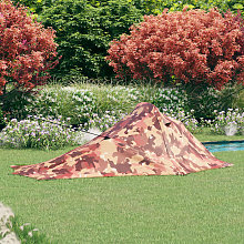 Camping Tent 317x240x100 cm Camouflage -
