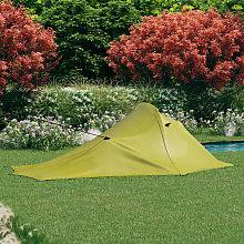 Camping Tent 317x240x100 cm Green