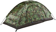 Camping Tent for 1 Person Single Layer Outdoor