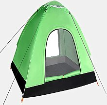 Camping Tent, Outdoor Pop Up 2-3 Person Tent,