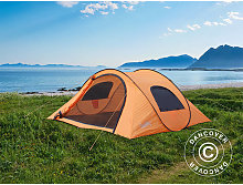 Camping tent pop-up, Flashtents®, 4 persons,