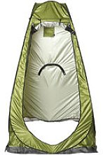 Camping toilet shower tent 120x120x190 cm