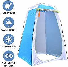Camping Toilet Tent Pop Up Shower Privacy Tent For
