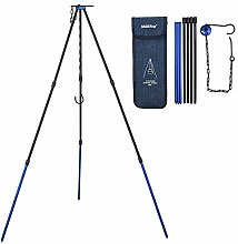 Camping Tripod - Portable Outdoor Cooking Tripod