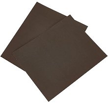 CAMPZ Nylon Repair Patches 2 pcs. dark brown 2021