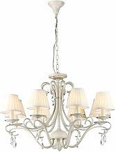Camren 8-Light Shaded Chandelier Lily Manor