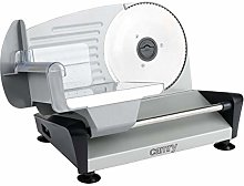 camry CR 4702 Food Slicer Light Brown, Multicolour