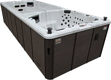 Canadian Spa Company St Lawrence 20ft Swim Hot Tub
