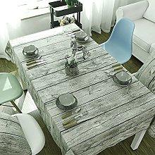Candora Cotton Tablecloth Table Cover Vintage