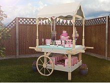 Candy Cart Sweet Stall Wedding Favors Cake Stand