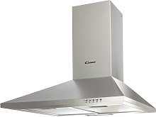Candy CCE116/1X Chimney Cooker Hood - Stainless