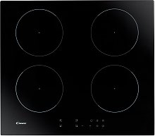 Candy CI642CTT Electric Induction Hob - Black