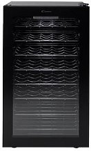 Candy Cwc150Uk 41-Bottle Wine Cooler - Black