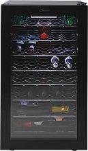 Candy Devino CWC 150 UK/N Wine Cooler - Black