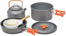 Canghai Camping Cooking Portable Stainless Steel