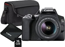 Canon EOS 250D DSLR Camera Body with 18-55mm DC