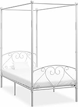 Canopy Bed Frame Metal Bed Home Furniture for