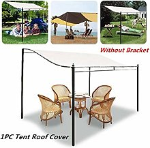 Canopy Top Cover, 300D Waterproof Canvas Awning