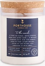 Canova Porthouse Seaside Scented Candle