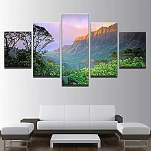 Canvas Art Print Painting For Living Room Wall