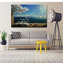 Canvas Art Walls Painting 30x50cm(11.8x19.7in) no