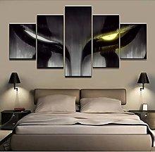 Canvas print HD Wall Art 5 Panel For Modern Living