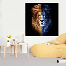 Canvas Print Modern Wall Picture Art Animal