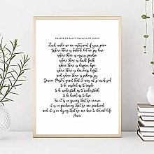 Canvas print Quote printing wall art canvas