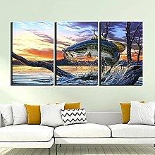 Canvas Print Wall Art For Living Room Decor