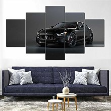 Canvas Print Wall Art Picture For Home Decor Car 5