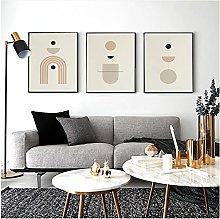 canvas wall art 20x30cm x3Pieces NO