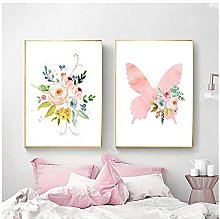 canvas wall art for living room 40x60cm x2 Pieces