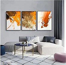 Canvas wall art No Frame 50x70cm 3Pieces Modern