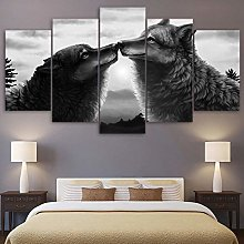 Canvas Wall Art Pictures For Living Room Home