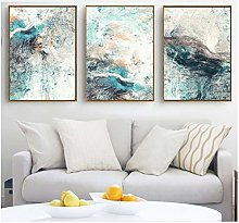 Canvas Wall Art Print Modern Abstract Paintings