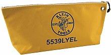 Canvas Zipper Pouch, 40.6 cm Tool Bag Storage